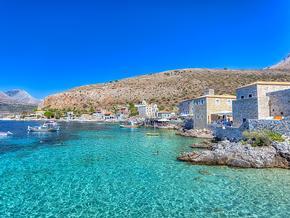 Boutique hotel en Grèce