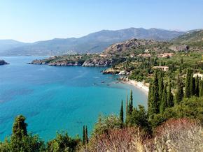 circuit et combiné en Grèce
