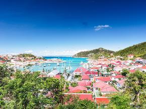 Combiné d'îles Saint Barthelemy