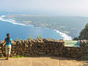 Combiné d'îles Hawai