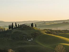 Escapade romantique en Italie