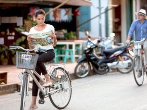 Séjour en Ville en Laos