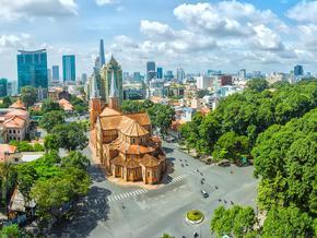 Séjour en Ville Vietnam