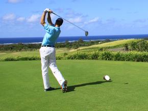 Séjours golf à l'île Maurice