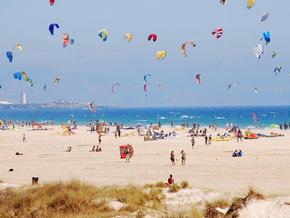 Séjour à la plage en Espagne