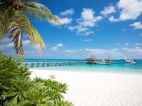 Séjours plage aux Maldives