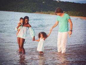Vacances en famille, Guadeloupe