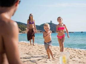 Vacances en Famille, Sardaigne