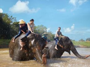 Vacances en famille en Thaïlande