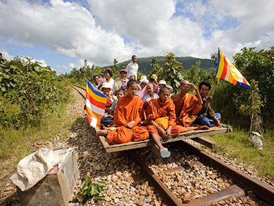 Voyager à Battambang