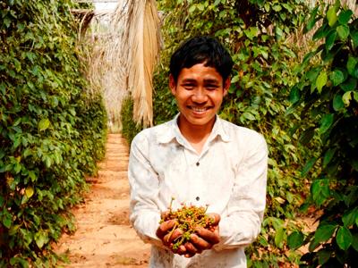 Voyager au sud du Cambodge