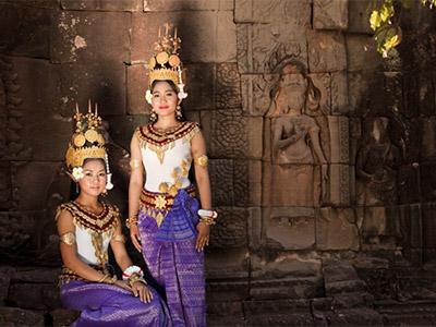 Voyager à Siem reap