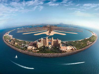 Voyage à Dubai