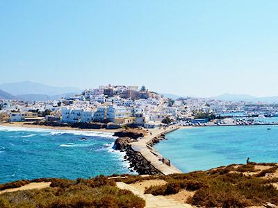 Voyage à Naxos en Grèce