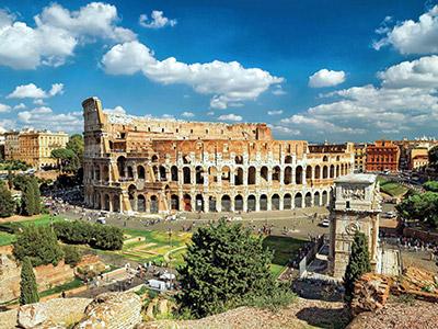 Fontaine de trévis - St Regis Rome