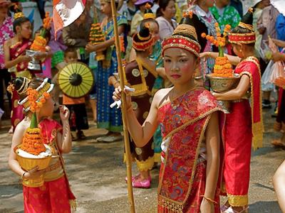 Séjour dans la région du Luang Prabang