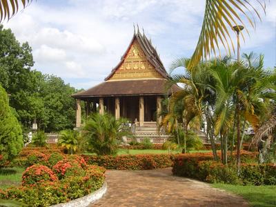 Séjour dans la région du Vientiane