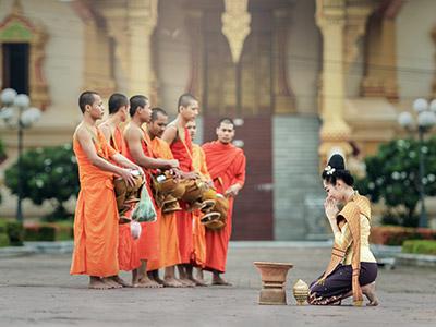 Séjour au Laos
