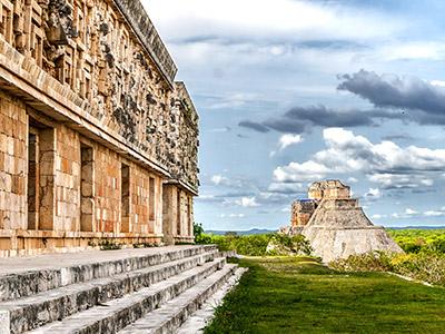 Cathédrale San Cristobal au Mexique