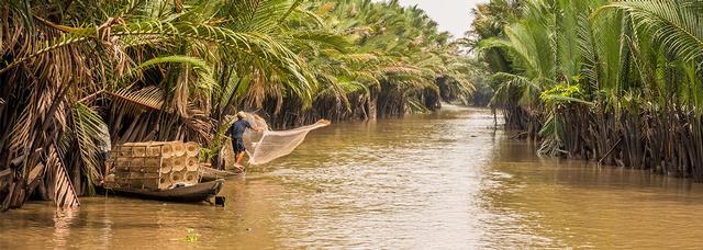 Saigon et le sud