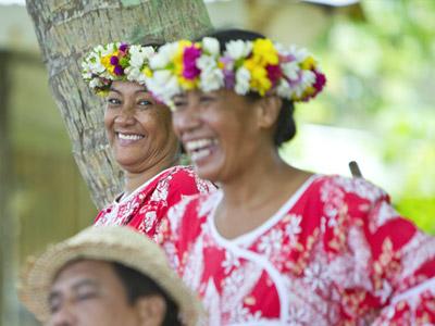 Marché de Papeete - © GIE Tahiti Tourisme