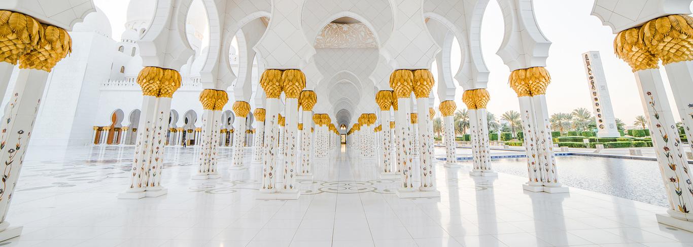 Séjour à Abu Dhabi