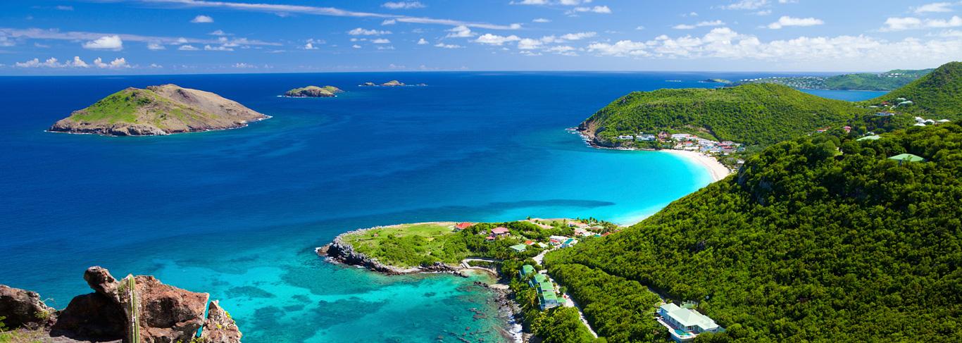 Saint Barthélemy aux Antilles