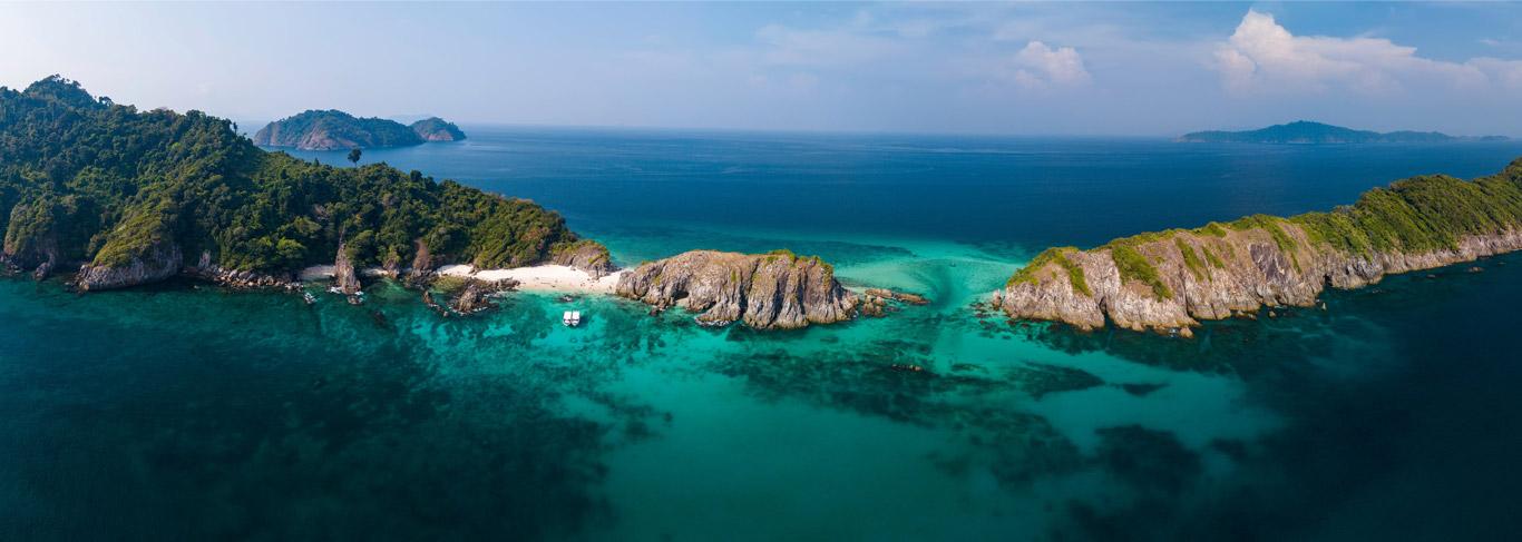 Voyage aux îles Mergui