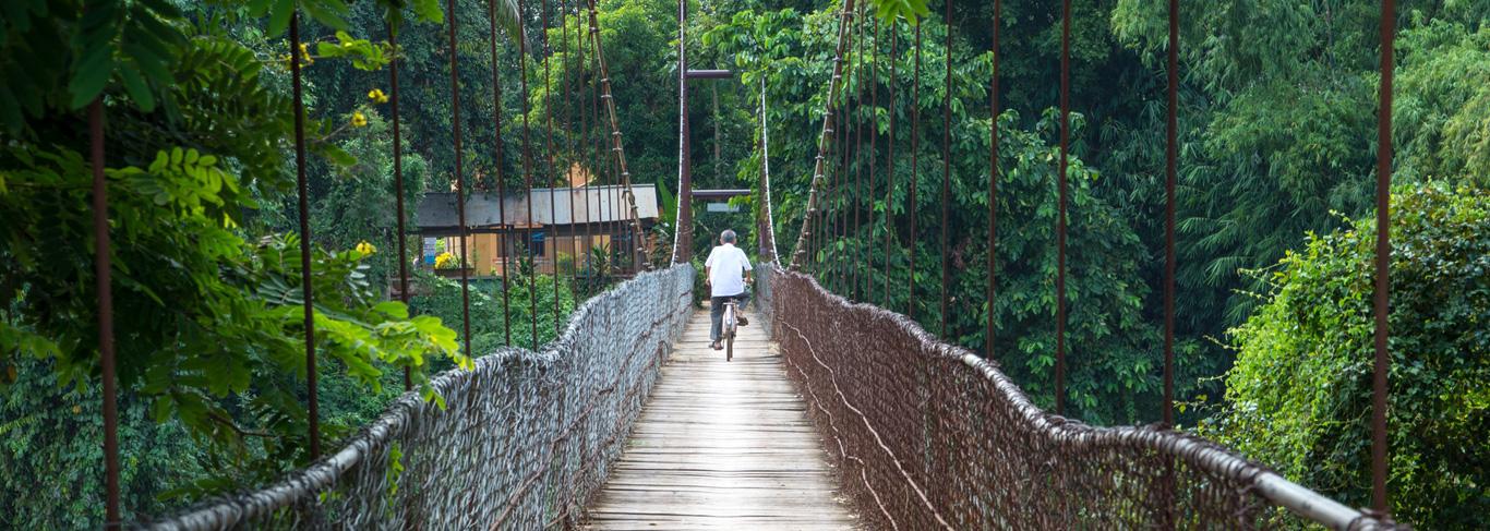 Voyage à Battambang au Cambodge
