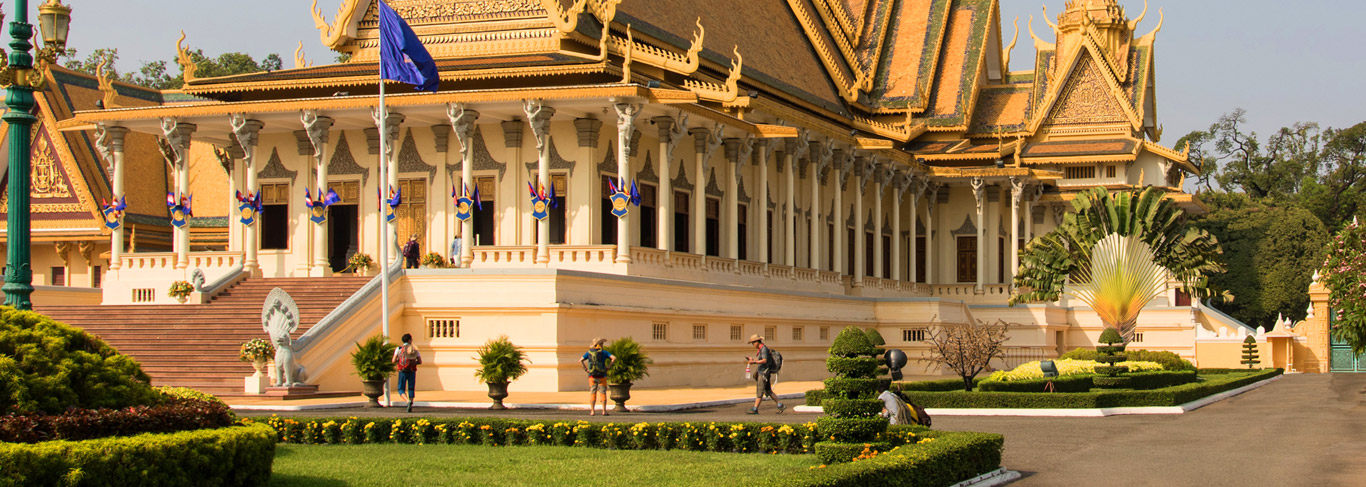 Voyage à Phnom Penh au Cambodge