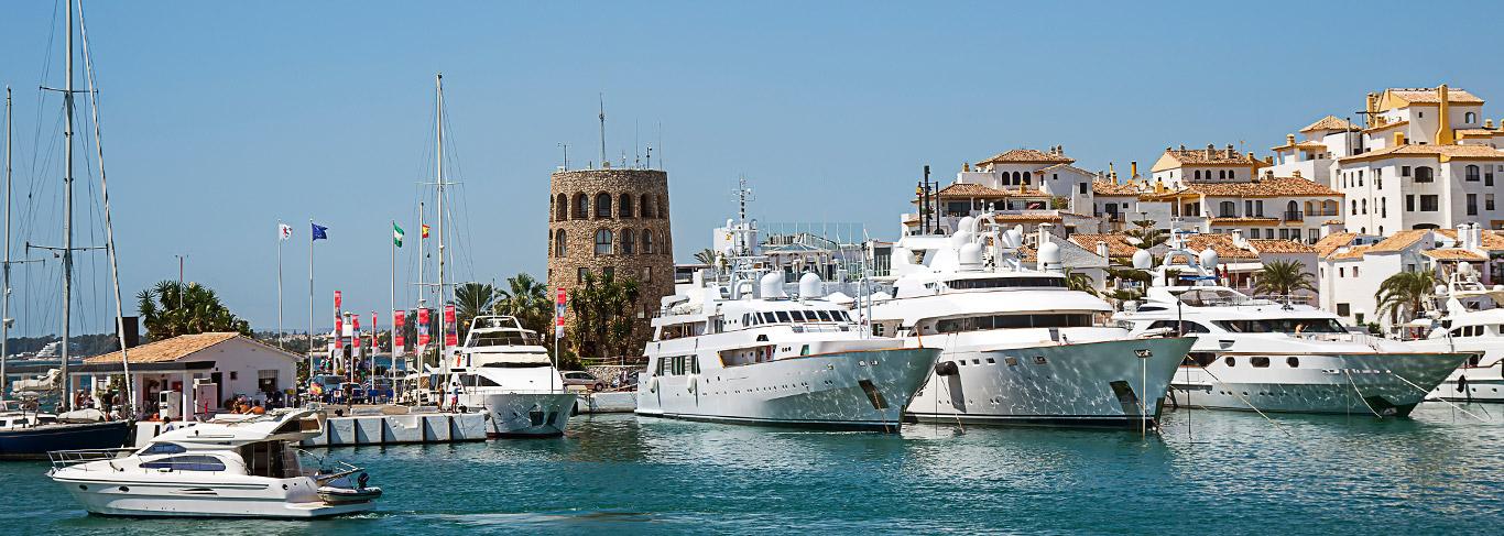 Séjour à Marbella