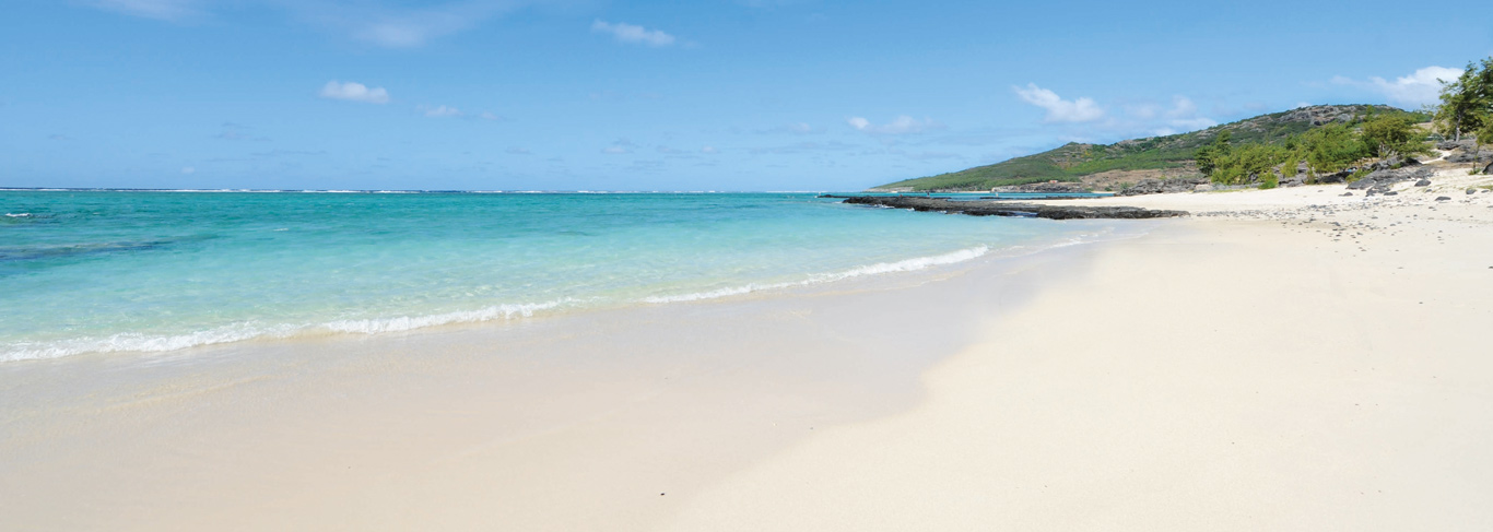 Plage île Rodrigues