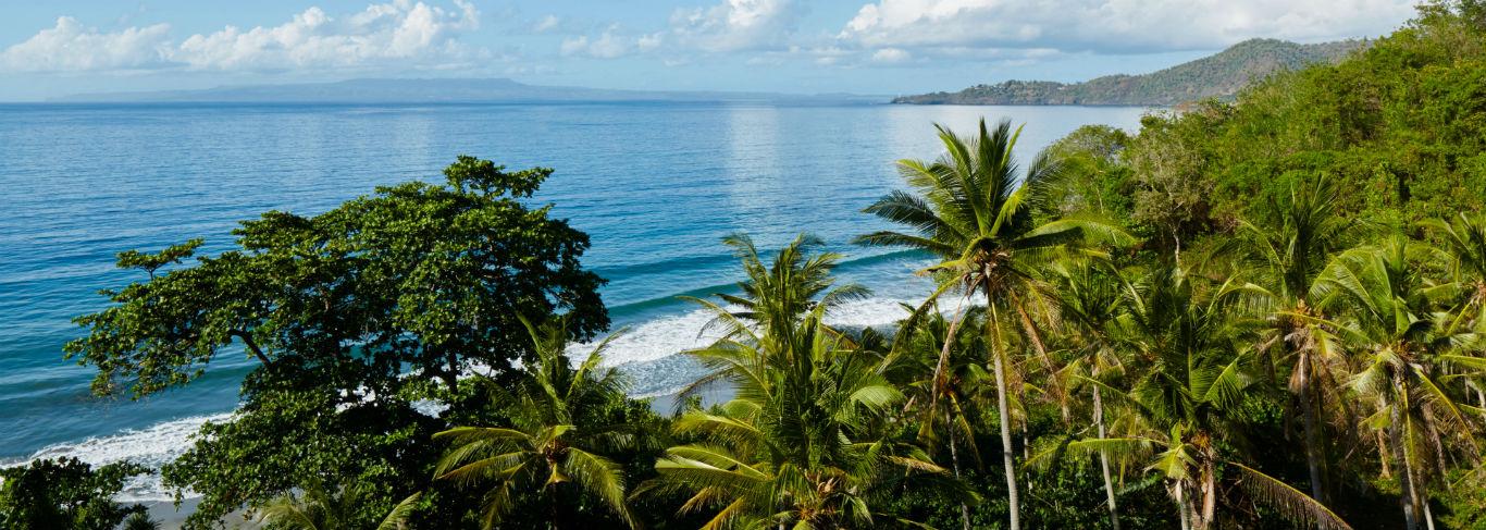 Candidasa à Bali