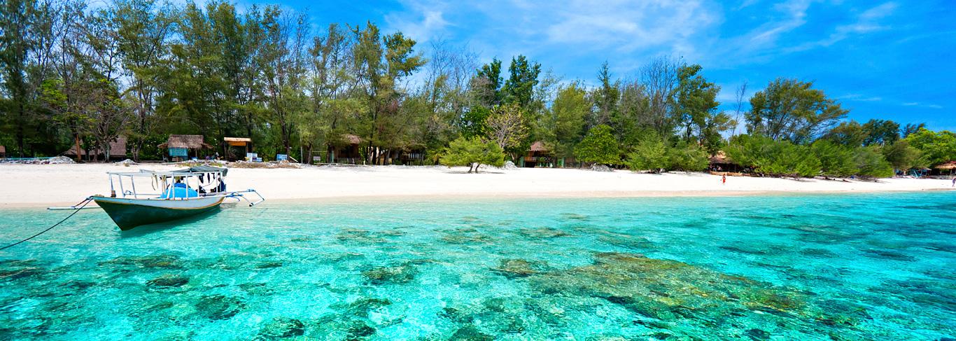 Lombok en Indonésie