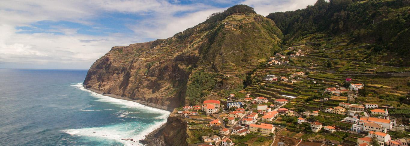Voyage à Madère au Portugal