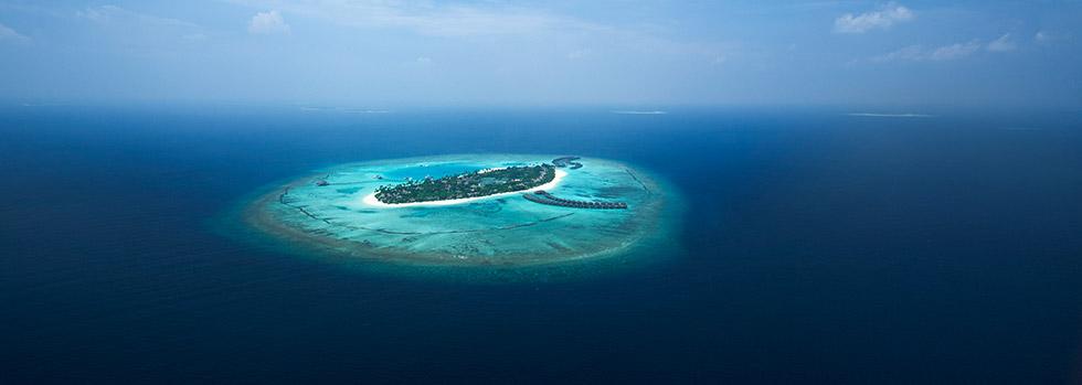 Atoll de Noonu aux Maldives