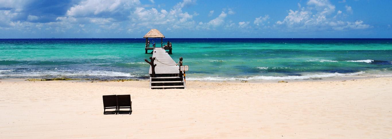 Plage de la Riviera Maya