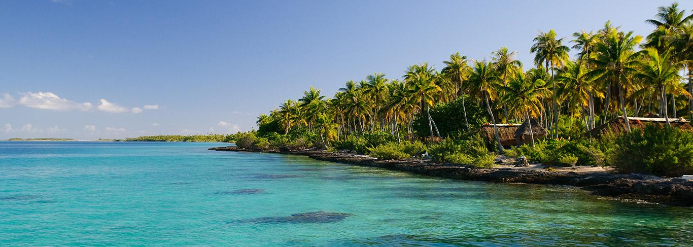 Couple à Fakarava - ©gregoire le Bacon - GIE Tahiti Tourisme