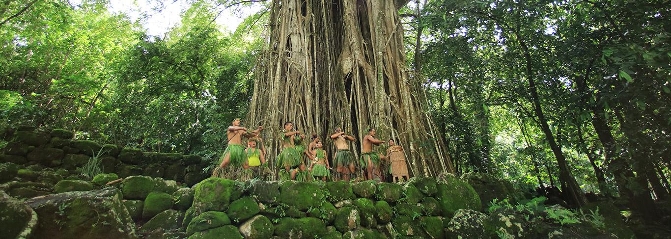 Les Marquises - © GIE Tahiti Tourisme - G. Le Bacon