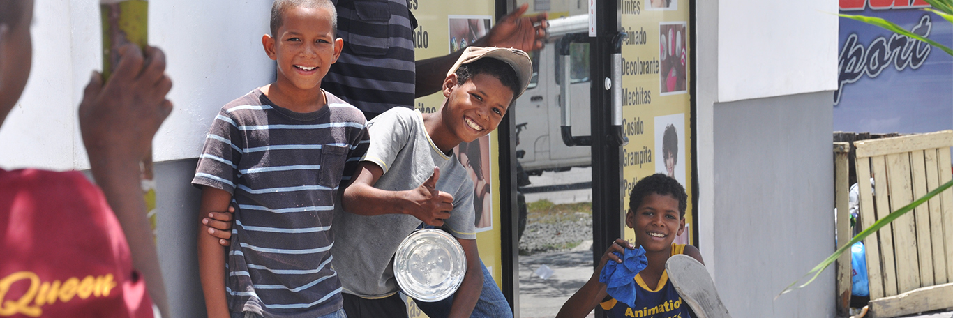 Boca Chica enfants