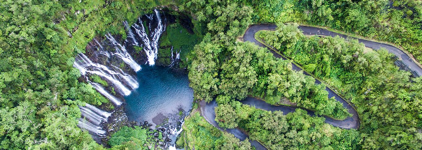 Splendeurs de l'île de la Réunion