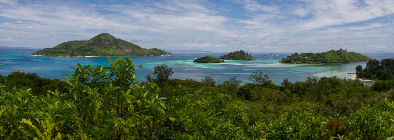 Les îles intérieures des Seychelles
