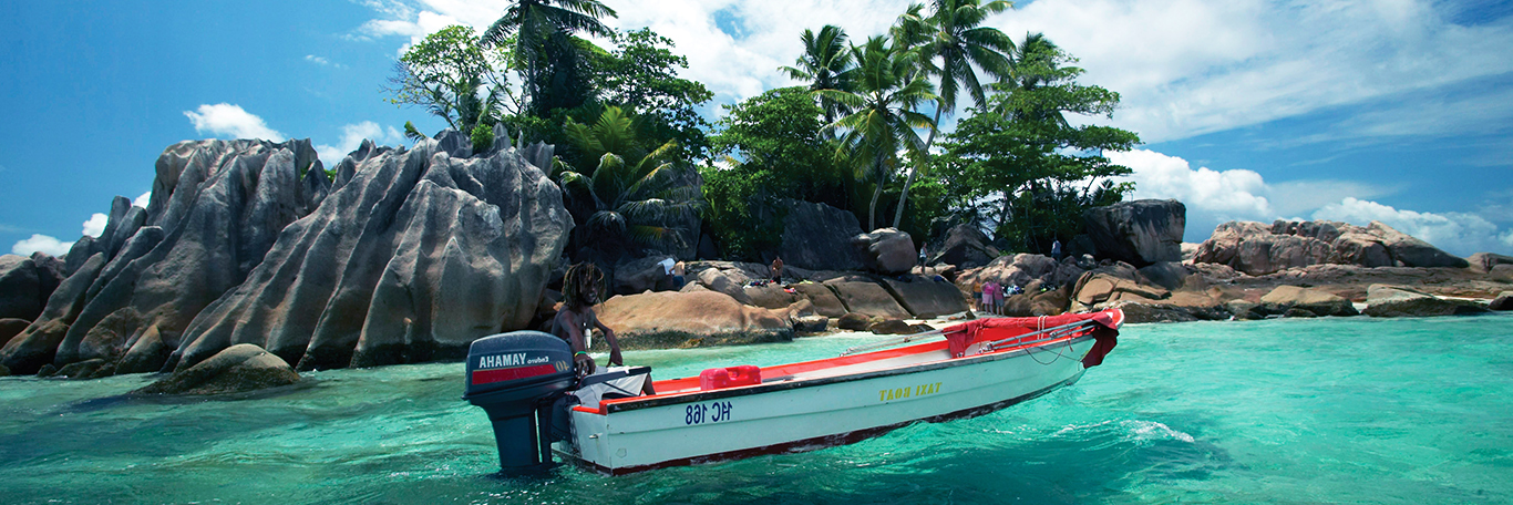 L'île de Praslin