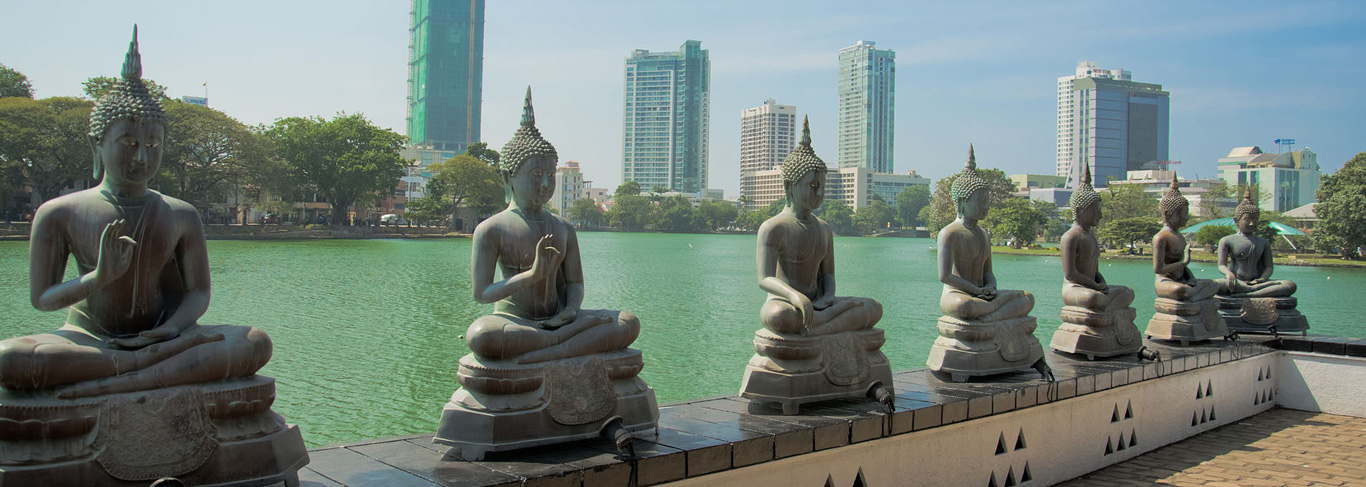 Colombo au Sri Lanka