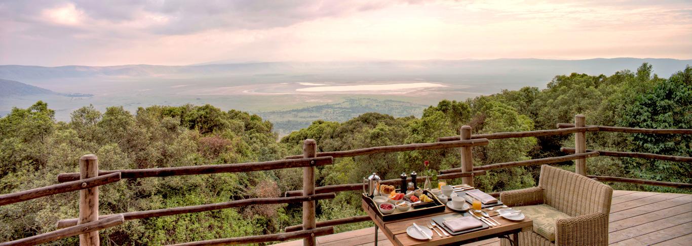 Safari dans la zone de conservation du Ngorongoro