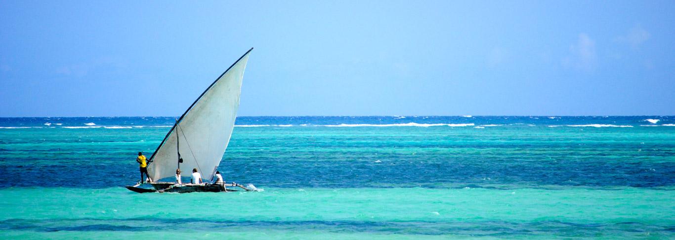 Voyage de rêve à Zanzibar