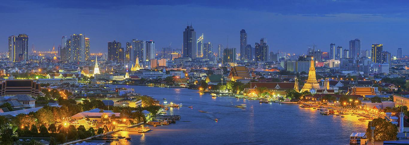 Un séjour à Bangkok entre modernité et traditions