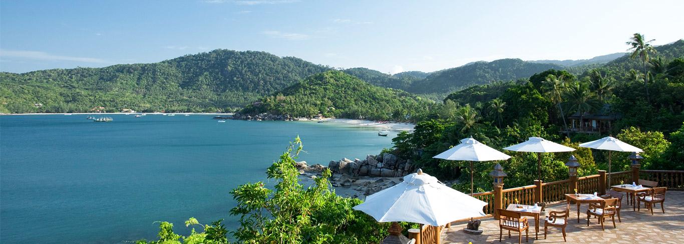 Koh Phangan en Thaïlande