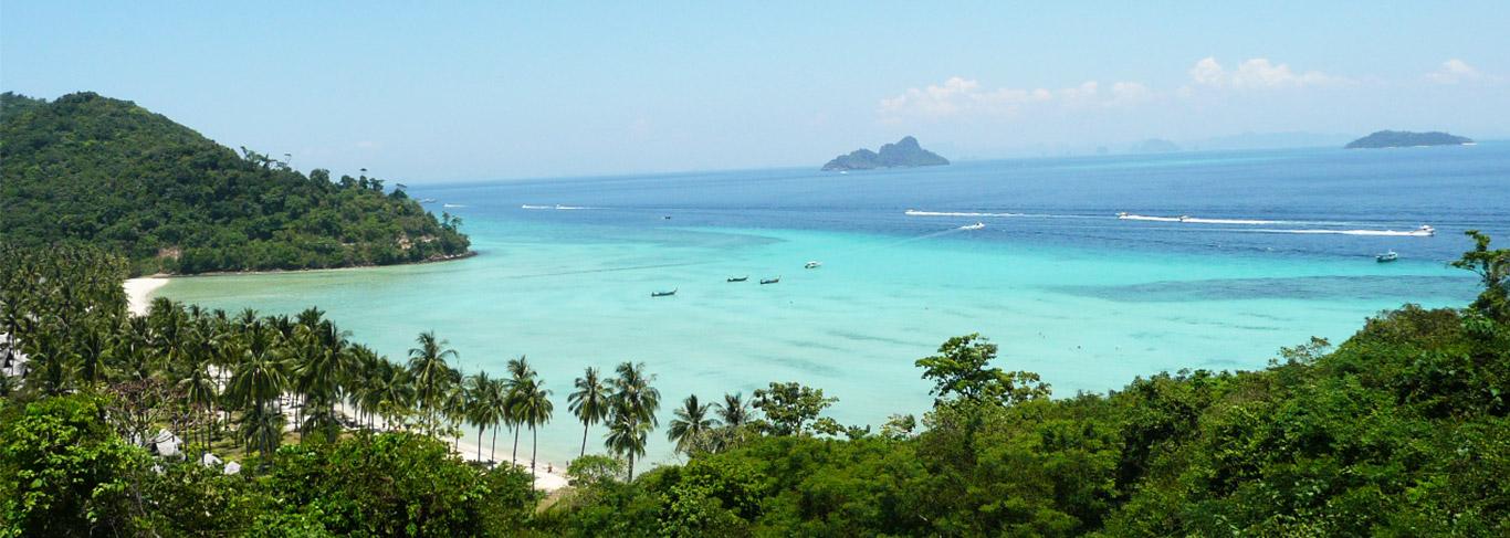 Séjours à Koh Phi Phi