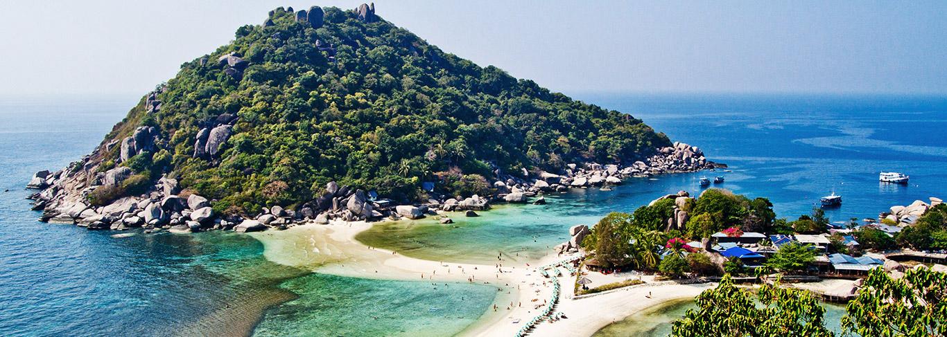 Koh Tao en Thaïlande